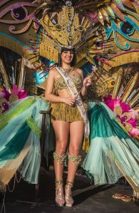 Karneval Los Gigantes - südamerikanisch