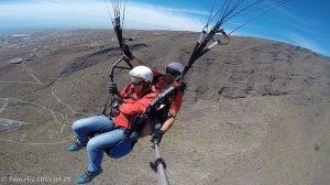 Paragliding Tenerife :-)