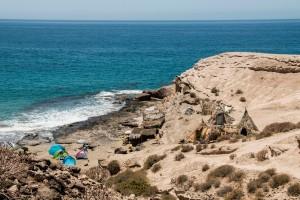 Leben am Strand - Hippie, Aussteiger auf Zeit?