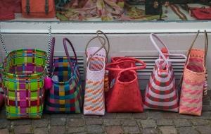 Taschen über Taschen