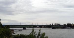 Brücke Innenstadt Bonn