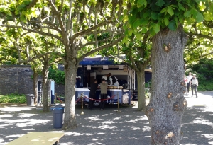 Biergarten Petersberg