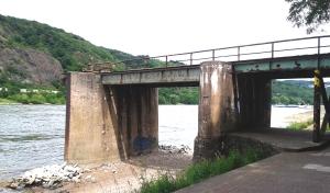 Die Brücke von Remagen - Westend