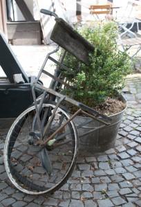 Bredershof - Fahrrad