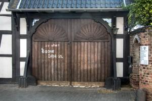 Brederhof Niederdollendorf - Tor