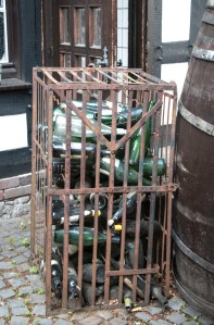 Brederhof - Weinflaschen