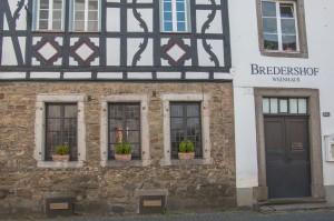 Brederhof in Niederdollendorf - Fassade