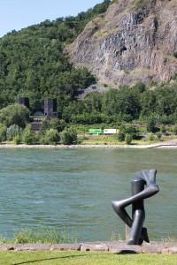 Kunst am Rhein