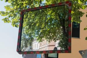 Spiegel - Ein- oder Durchblick?