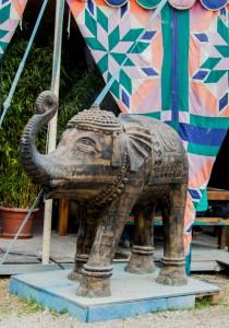 Elefant - Tollwood