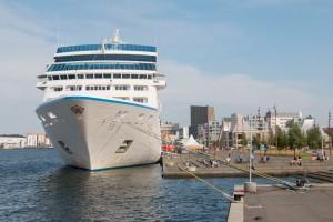 Nautica am 9. August in Aalborg