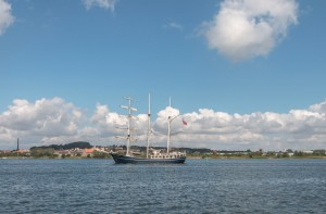 Thalassa Country of registration: The Netherlands Rig: Barquentine 3 Year launched: 1980 Crew: 30 www.tallshipthalassa.nl