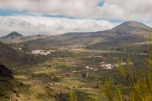 Blick Richtung Teide