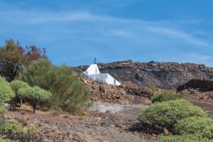 Kapelle über Las Manchas
