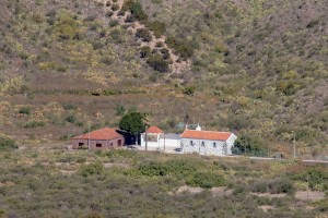 Kirche im Valle Arriba