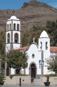 Kirche Santiago del Teide