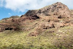 Felsen über Tamaimo