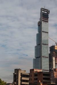 ...das größte Hochhaus Südamerikas soll hier entstehen