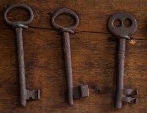 Rostschlüssel