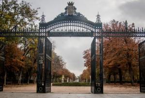 Madrid - Parque del buen Retiro - Tor