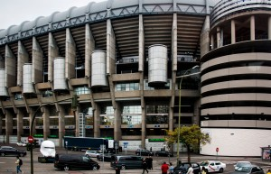 Estadio Santiago Bernabéu - Real Madrid