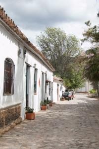 Villa de Leyva - Gasse