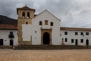 Villa de Leyva - Kirche