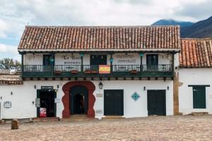 Villa de Leyva - Unterkunft am Plaza Mayor