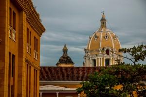 Cartagena - Domkuppel