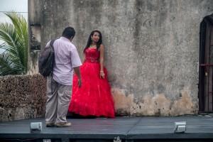 Cartagena - Rotes Modell