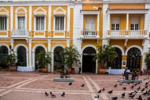 Cartagena - Platz
