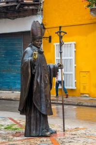 Cartagena - Bischof
