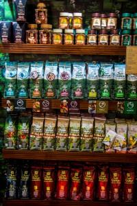 Cartagena - Juan Valdez Kaffee überall