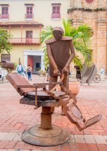 Cartagena - Rostkunst