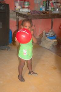 Palenque - Freude am Luftballon