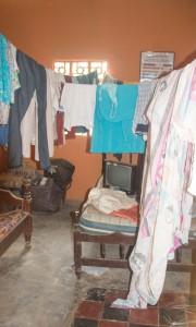 Palenque - Wäscheraum