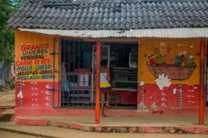 Palenque - Haus