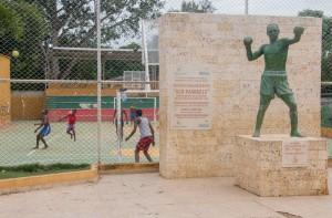 Palenquee - Sportplatz