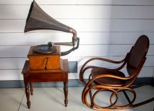 Geburtshaus García Aracataca - auch Musik gab es