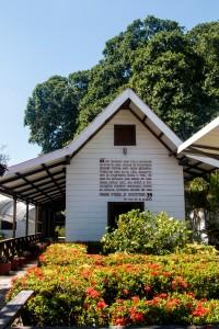 Geburtshaus García Aracataca - das Haus, heute ein Museum