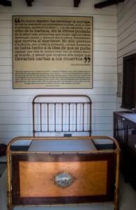 Geburtshaus García Aracataca - Zimmer, in dem er bei seiner Tante schlief