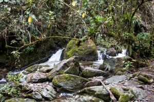 Wasserfall in Solento