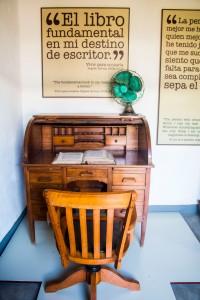 Geburtshaus García Aracataca - Arbeitstisch des Großvaters