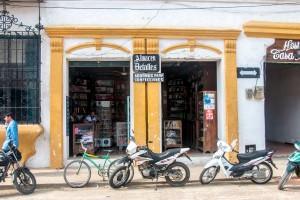 Mompox - Geschäftsstraße