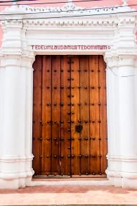 Mompox - Eingangstor