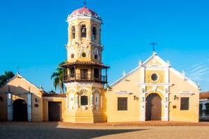 Mompox - Iglesia de Santa Barbara