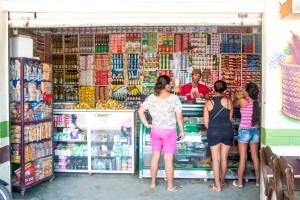 Mompox - Geschäft
