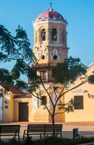 Mompox - Kirche Santa Barbara