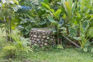 Brunnen im Taironaka Park