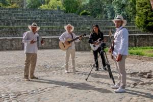 Popayán - Musikgruppe